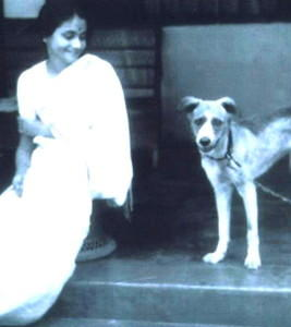 Indira Goswami and Banju